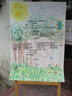 Az első közös színdarabunk plakátja, amire nagyon büszkék vagyunk!